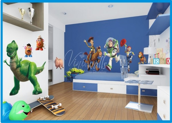 Vinilo decorativo Toy Story